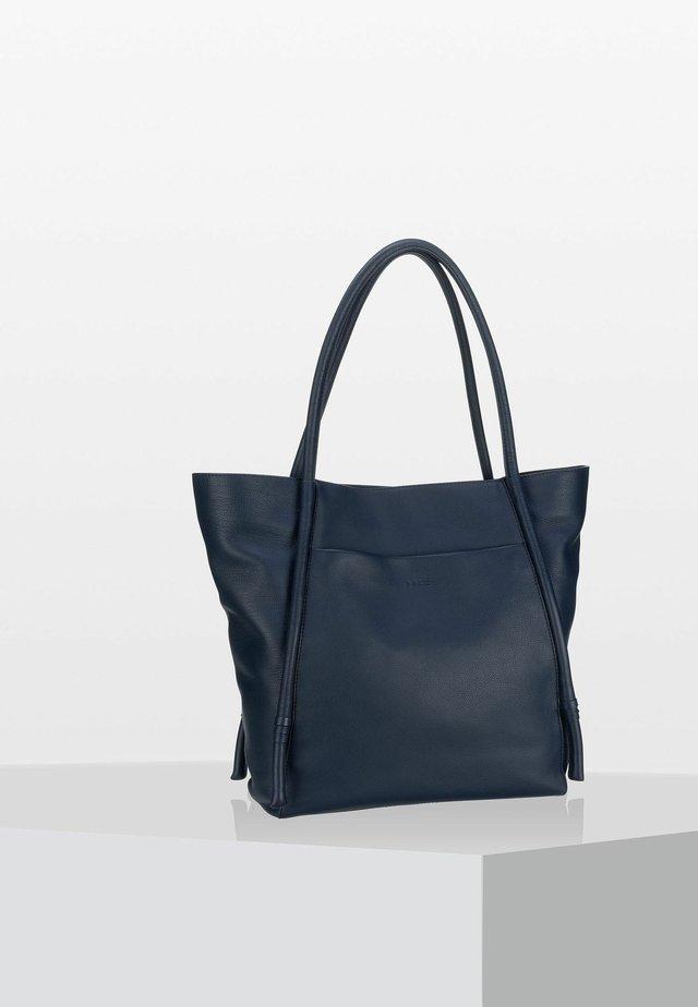 LOFTY - Tote bag - navy