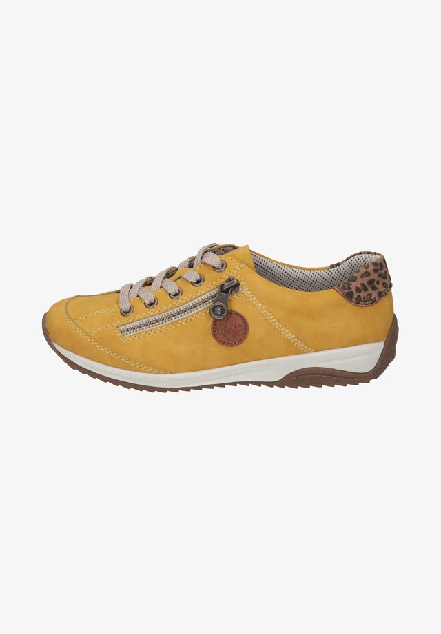 Chaussures à lacets - honig/cayenne/leo-nuss