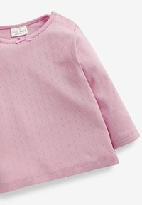 Next - 4 PACK POINTELLE - Long sleeved top - multi-coloured - 6