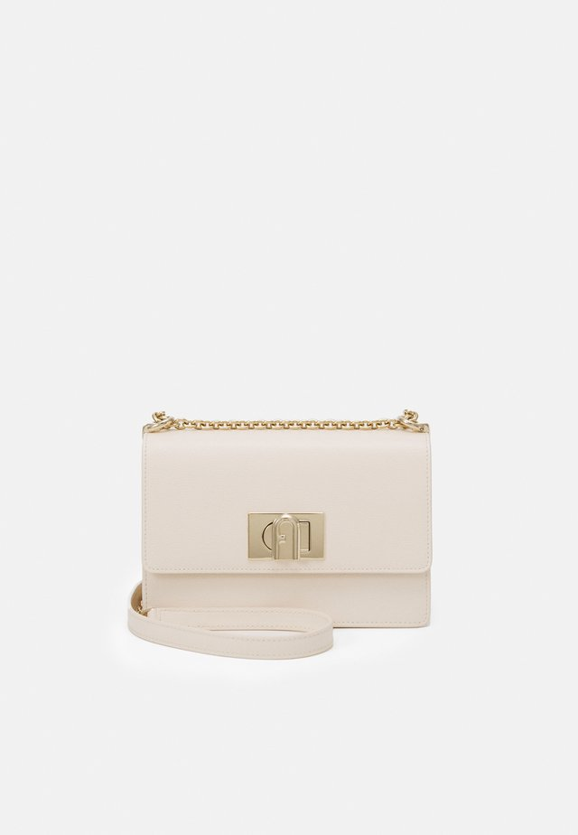 FURLA 1927 MINI CROSSBODY - Schoudertas - pergamena