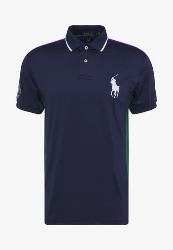 Polo - french navy multi