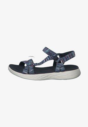 Walking sandals - nvmt navy