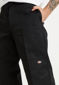 Dickies - DOUBLE KNEE WORK PANT - Stoffhose - black - 6