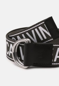 Calvin Klein Jeans - DOUBLE D RING TAPE  - Belt - green - 2