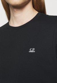 C.P. Company - SHORT SLEEVE - Basic T-shirt - black - 5