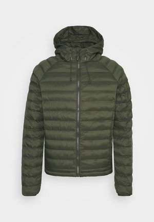 ECO ACTIVE THERMORE HOOD JACKET - Veste mi-saison - forest night