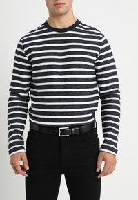 Calvin Klein - FORMAL BELT - Belt business - black - 1