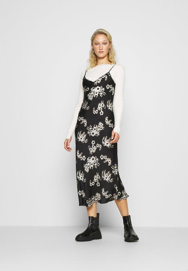 HERA JASMINE DRESS SET - Denní šaty - white/black