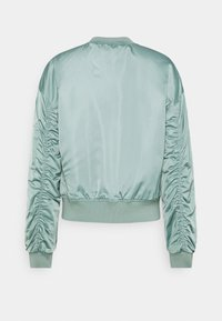ONLY Tall - ONLPATTY SPRING JACKET TALL - Bomber Jacket - chinois green/cobblestone - 1