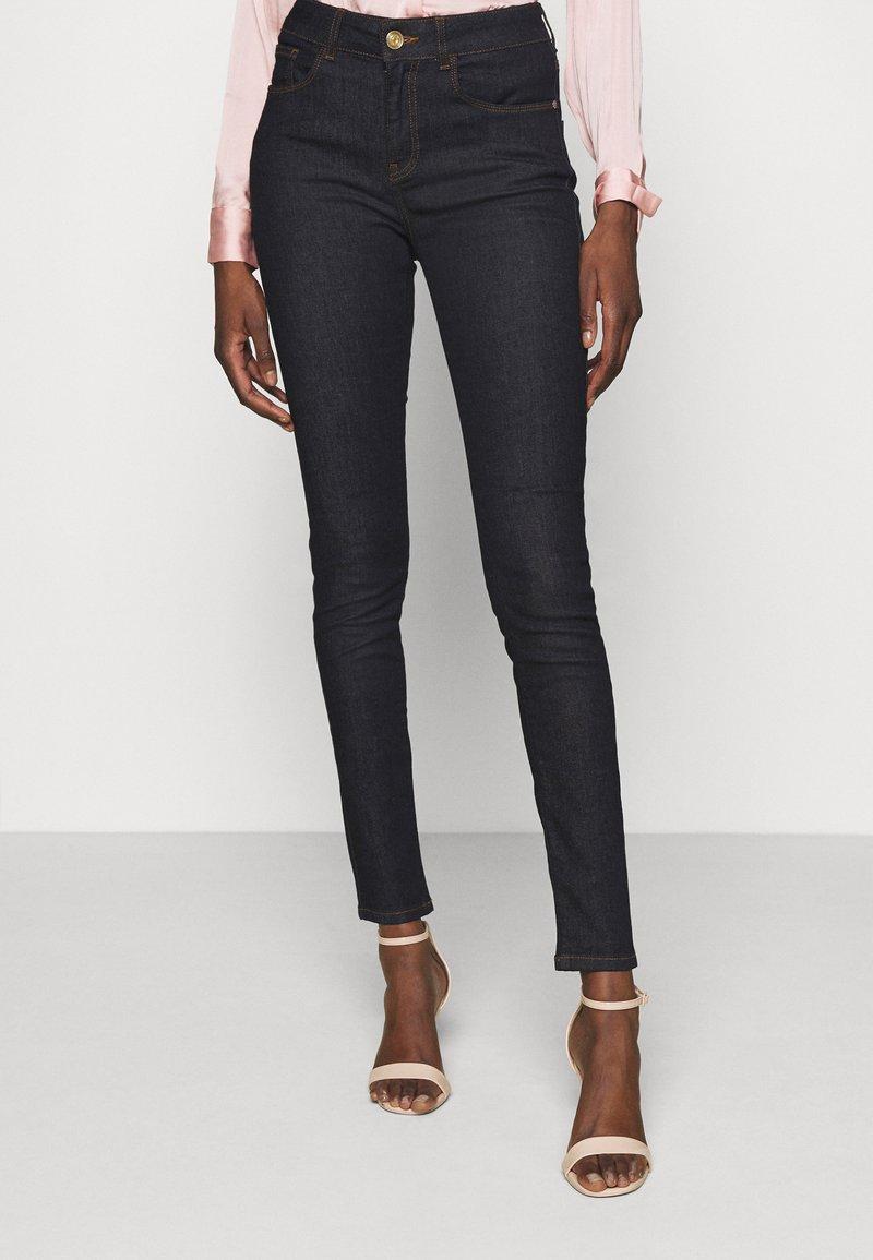 Mos Mosh - ALLI COVER - Jeans Skinny Fit - dark blue