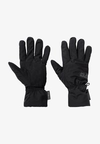 Jack Wolfskin - STORMLOCK HIGHLOFT  - Gloves - black - 0