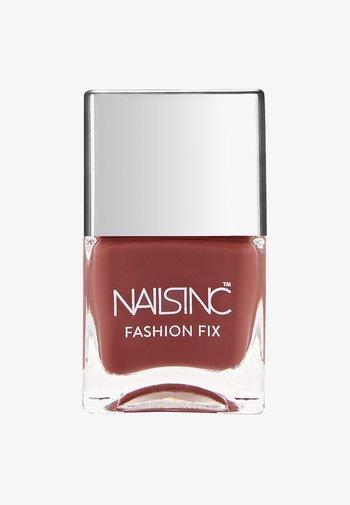 FASHION FIX - Nail polish - terracotta – just dropped