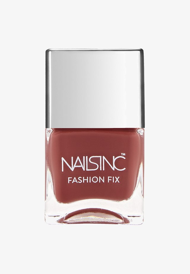 FASHION FIX - Vernis à ongles - terracotta – just dropped