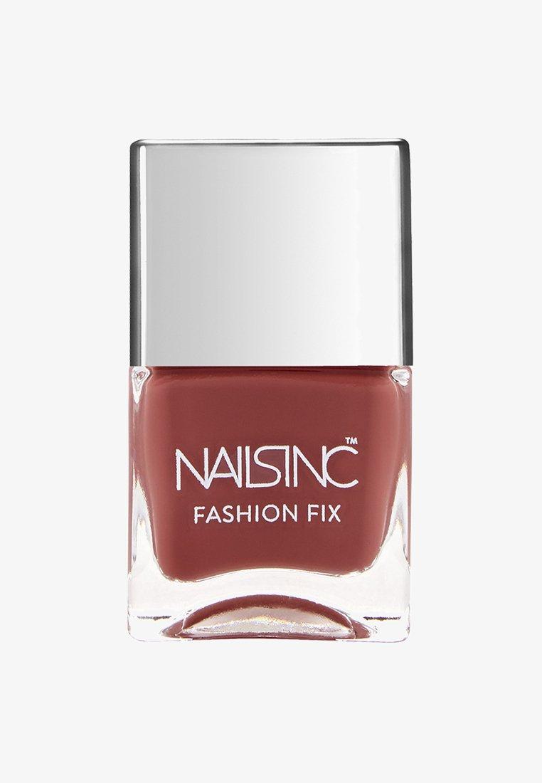 Nails Inc - FASHION FIX - Nail polish - terracotta – just dropped