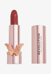 Make up Revolution - PRECIOUS GLAMOUR LIP FROST - Lipstick - regal - 0