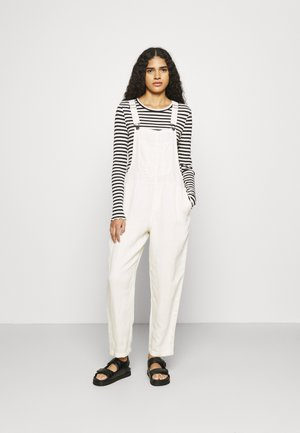 CLASSIC OVERALLS - Dungarees - natural