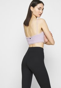 Nike Sportswear - LEGASEE  - Leggings - black - 4