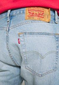 Levi's® - 501 '93 CROP - Straight leg jeans - thunder moon rocks - 5