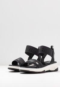 Dockers by Gerli - Platform sandals - schwarz - 4