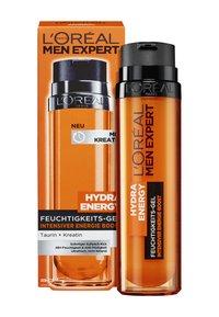 L'Oréal Men Expert - HYDRA ENERGY CREATINE MOISTURIZING GEL - Face cream - - - 1
