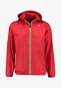 K-Way - CLAUDE 3.0 UNISEX  - Summer jacket - red - 4