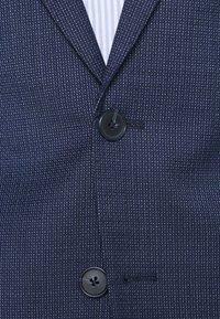 Tommy Hilfiger Tailored - FLEX SLIM FIT SUIT - Completo - blue - 8