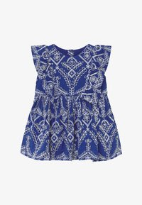 Bardot Junior - PARA DRESS GROW - Skjortekjole - navy - 2