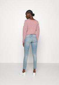 Lindex - Slim fit jeans - light denim - 2