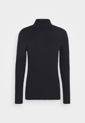 FERDINAND TURTLENECK - Jumper - dark navy