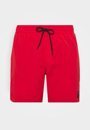 USPER - Badeshorts - red