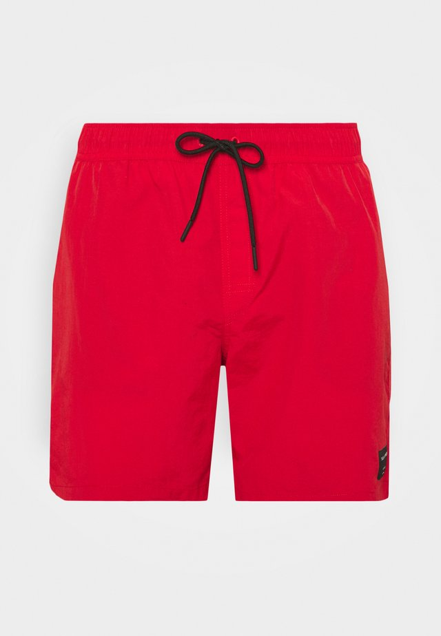 USPER - Short de bain - red