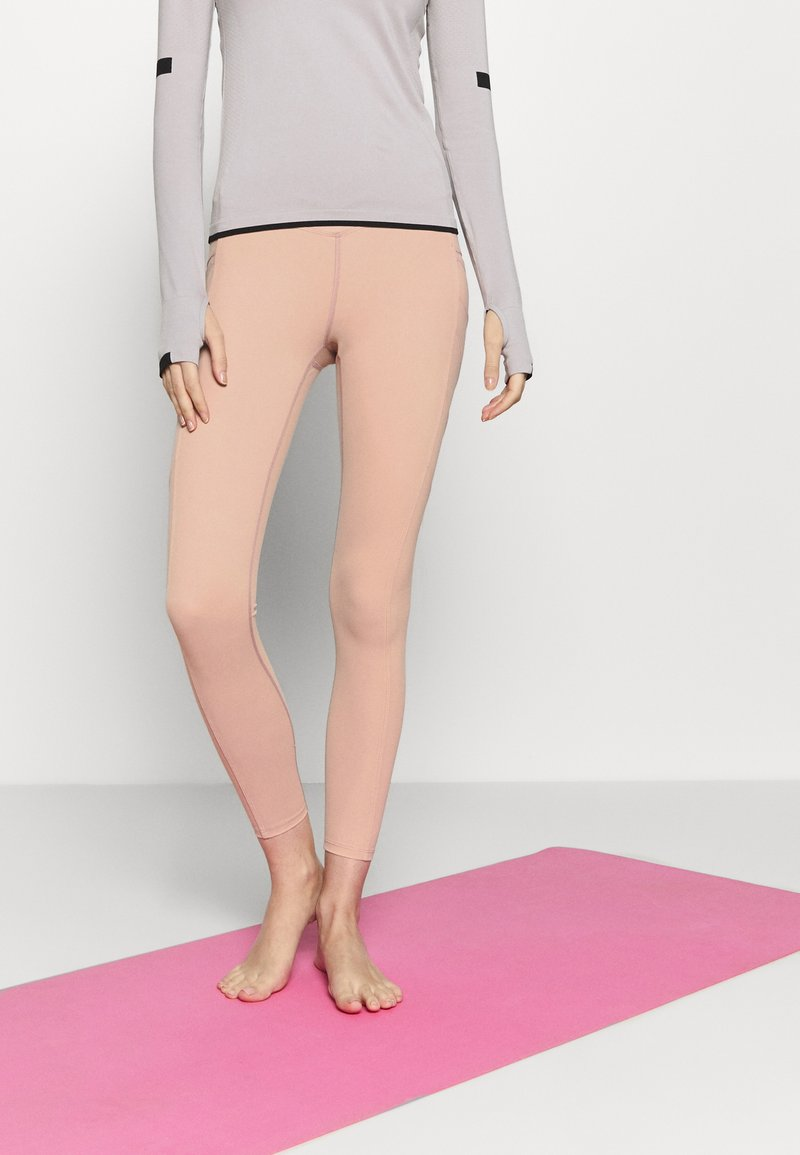 Free People - ON CLOUD NINE LEGGING - Leggings - rose