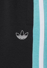 adidas Originals - PANTS - Tracksuit bottoms - black - 3