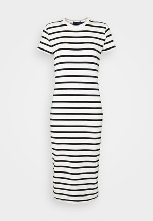 PIMA - Jersey dress - nevis/black