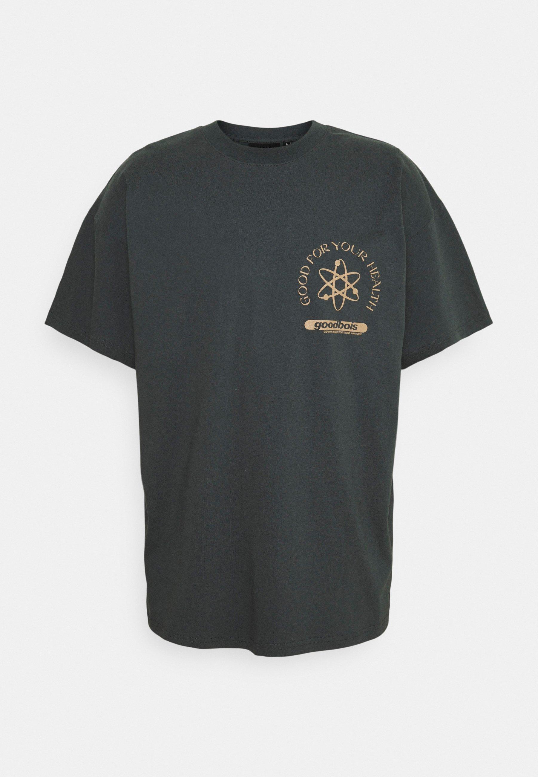 Men CLINIC OVERSIZE - Print T-shirt
