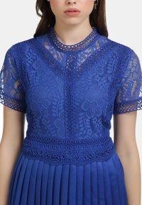 myMo ROCKS - KLEID - Cocktail dress / Party dress - blue - 3