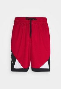 DRY AIR DIAMOND SHORT - Träningsshorts - gym red/black/white