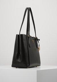 MICHAEL Michael Kors - MAE TOTE MERCER PEBBLE - Handbag - black - 3