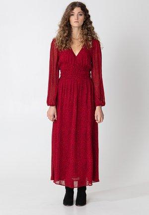 VARJA - Maxi dress - red