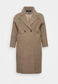 VMCLASSGOLD LONG JACKET - Short coat - chocolate chip