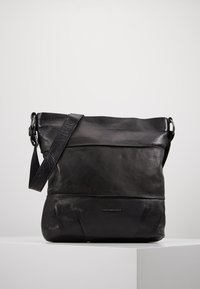 FREDsBRUDER - OH CROWNY - Across body bag - black - 0