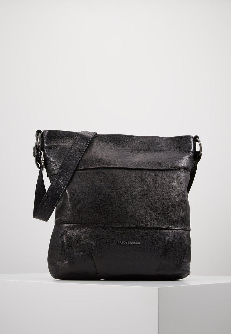 FREDsBRUDER - OH CROWNY - Across body bag - black