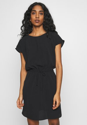 VMSASHA BALI SHORT DRESS - Day dress - black