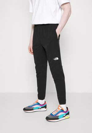 TEKWARE PANT - Pantalones deportivos - black