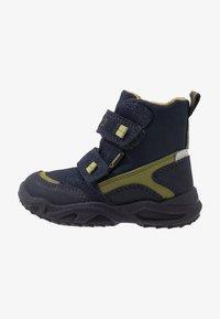Superfit - GLACIER - Winter boots - blau/grün - 0