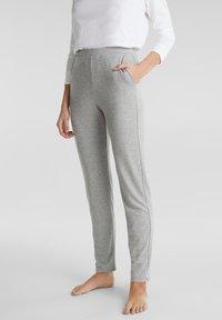 Esprit - Pyjama bottoms - pastel grey - 0