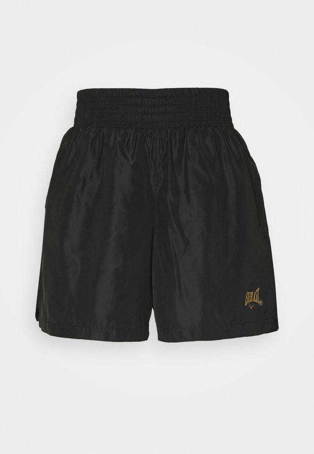 AMETHYSTE - Sports shorts - black