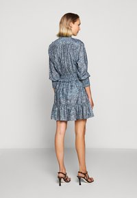 Rebecca Minkoff - DRESS - Shirt dress - blue/multi - 2