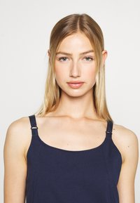 G-Star - UTILITY STRAP WMN S\LESS - Jumpsuit - sartho blue - 3
