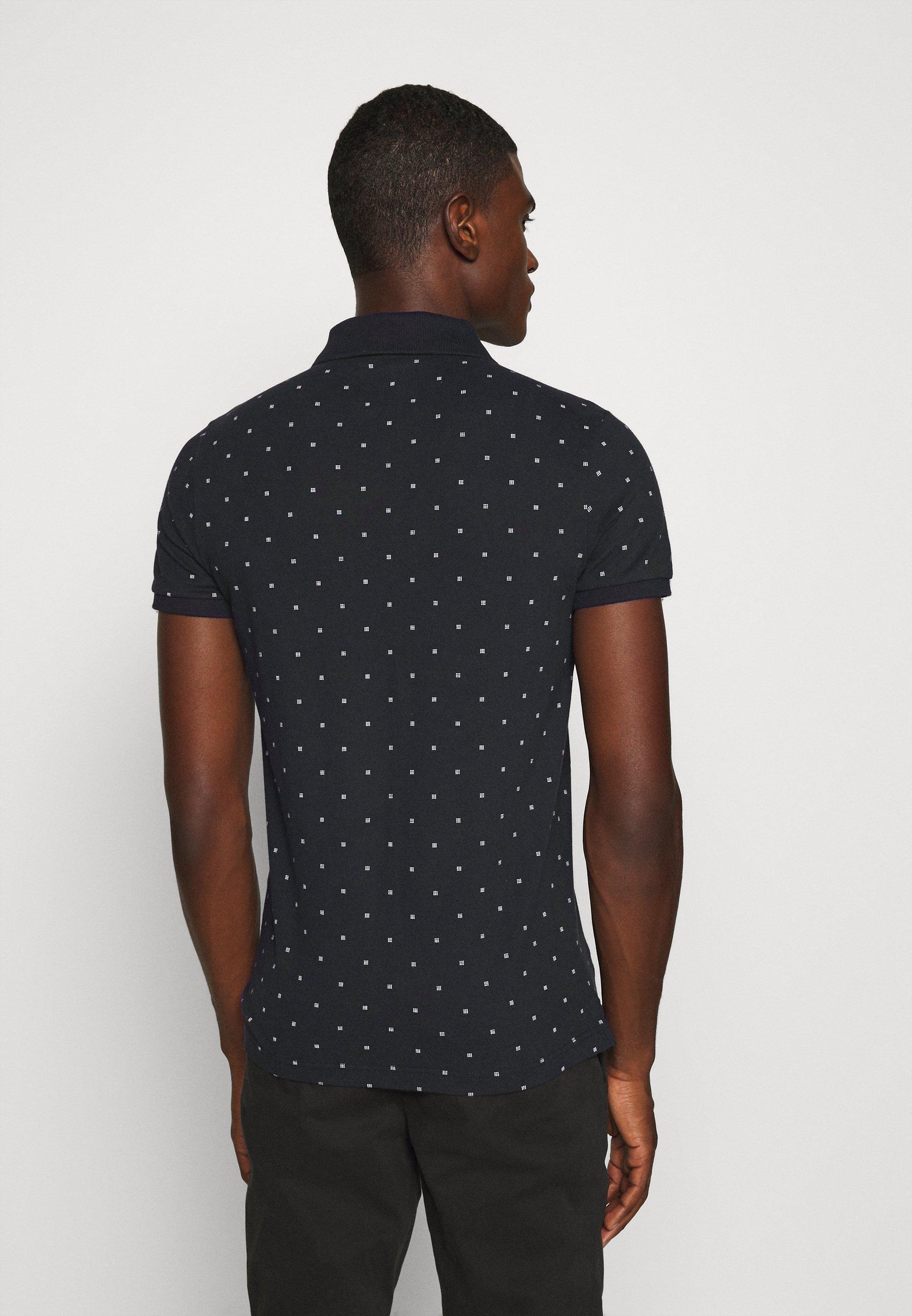 Hollister Co. Polo shirt - black sVIMe